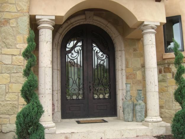 Cantera stone columns the new house pinterest stone for House columns prices