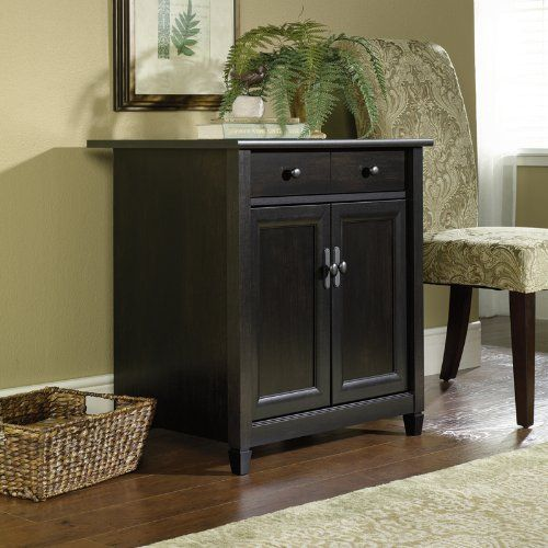 amazon Sauder Edge Water Utility Cart/Free Standing Cabinet ...
