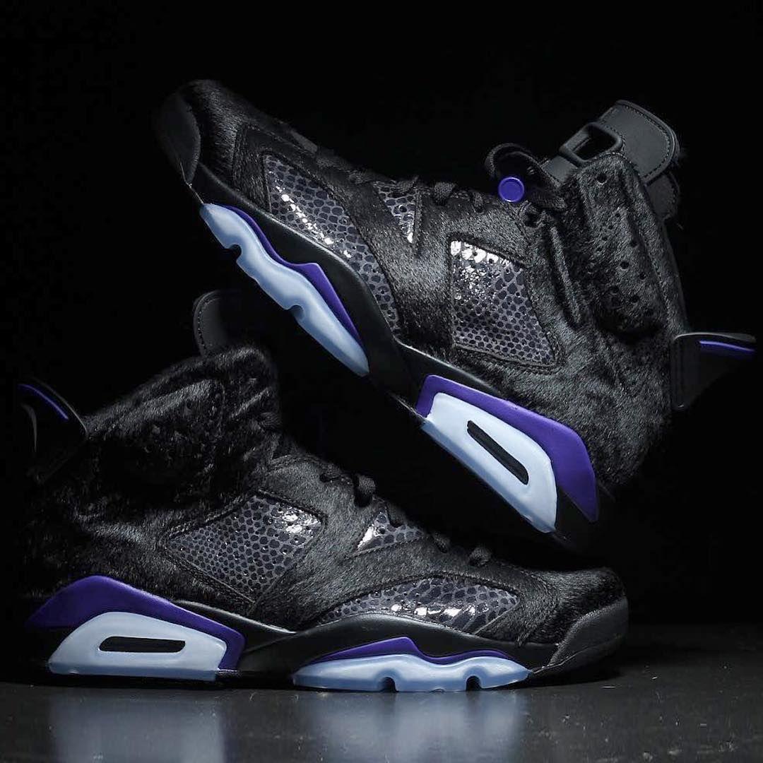 "Sneaker News on Instagram  "" thesocialstatus x Air Jordan 6 coming to  All-Star Weekend 459f0540c"