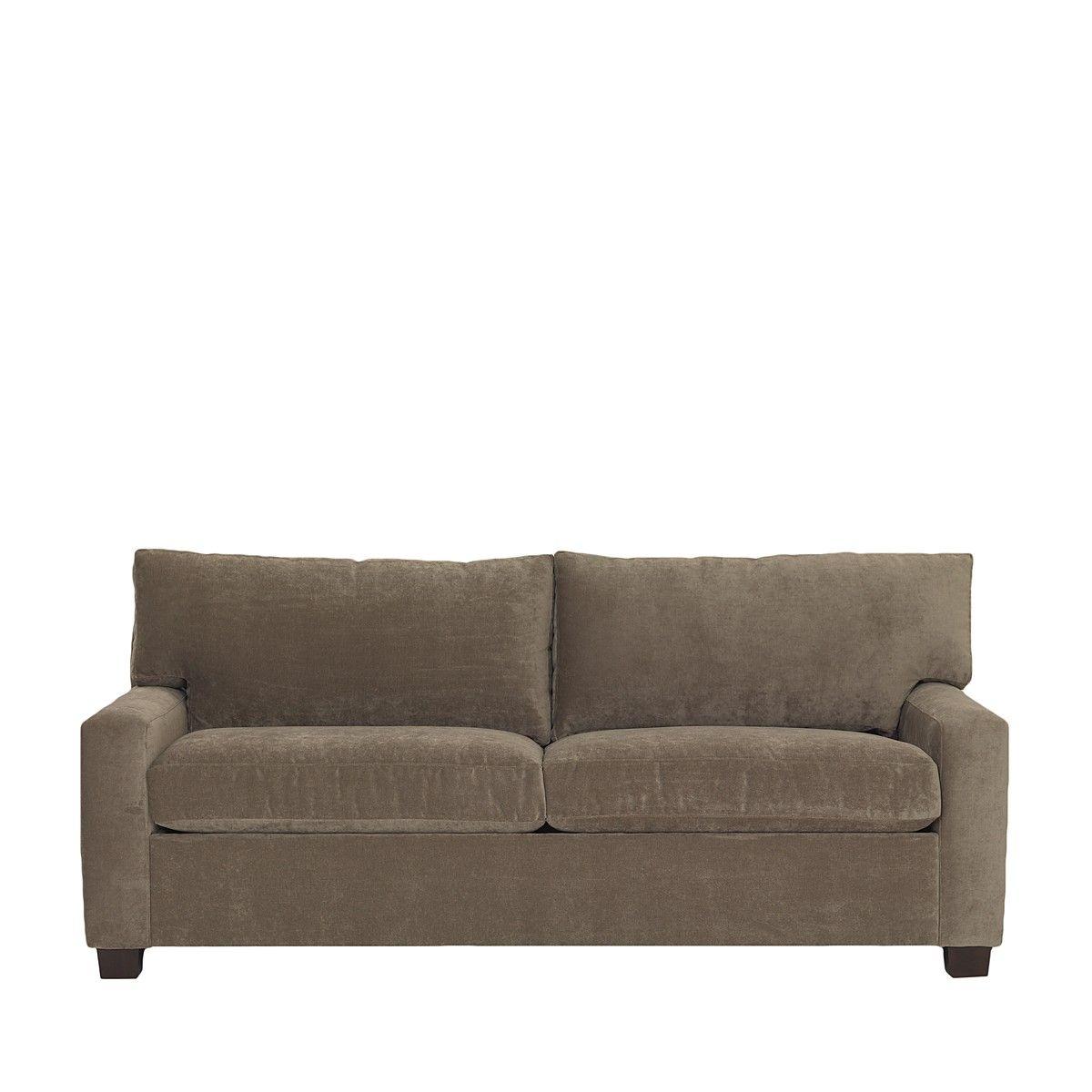 Mitchell Gold Bob Williams Tucker Sleeper Sofa 100 Exclusive