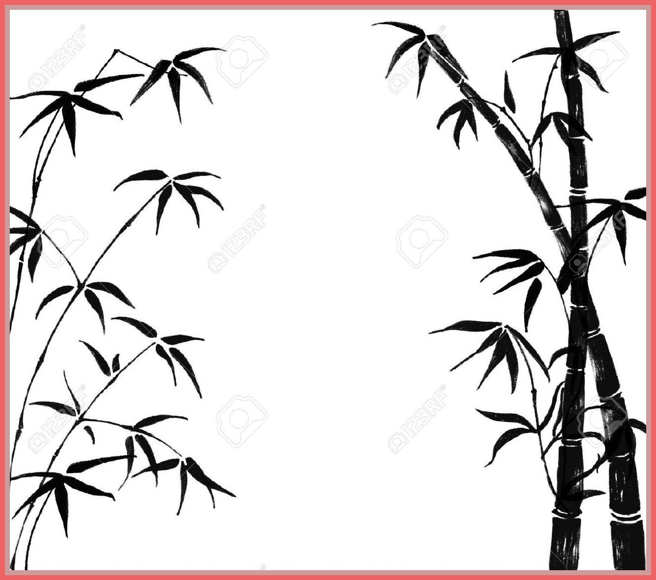 114 reference of Bamboo Leaves vector eps in 2020 Bamboo
