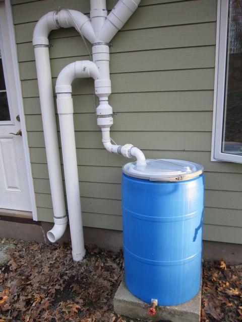 Brainright New Roof Washer Rainwater Harvesting Rainwater Rain Water Collection System
