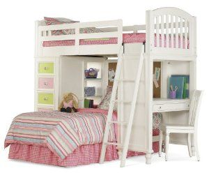 Amazon Com Pulaski Build A Bear Pawsitively Yours Loft Bed Complete 634184 634185 634186 634187 634188 45g Loft Ranzalar Cocuk Odalari Kiz Cocugu Odalari