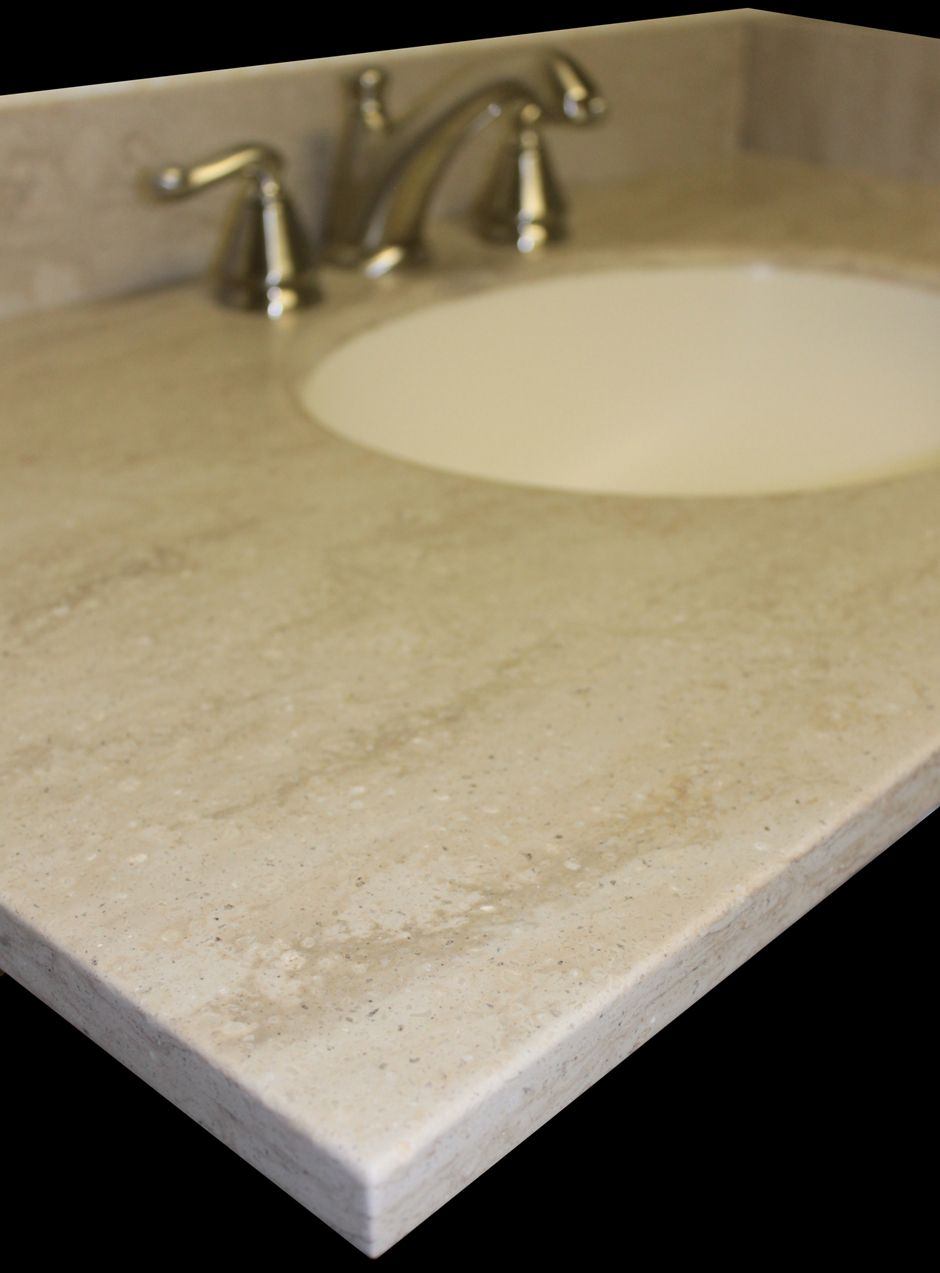 Bathroom Vanity Top In Corian Tumbleweed Found On Nantucket