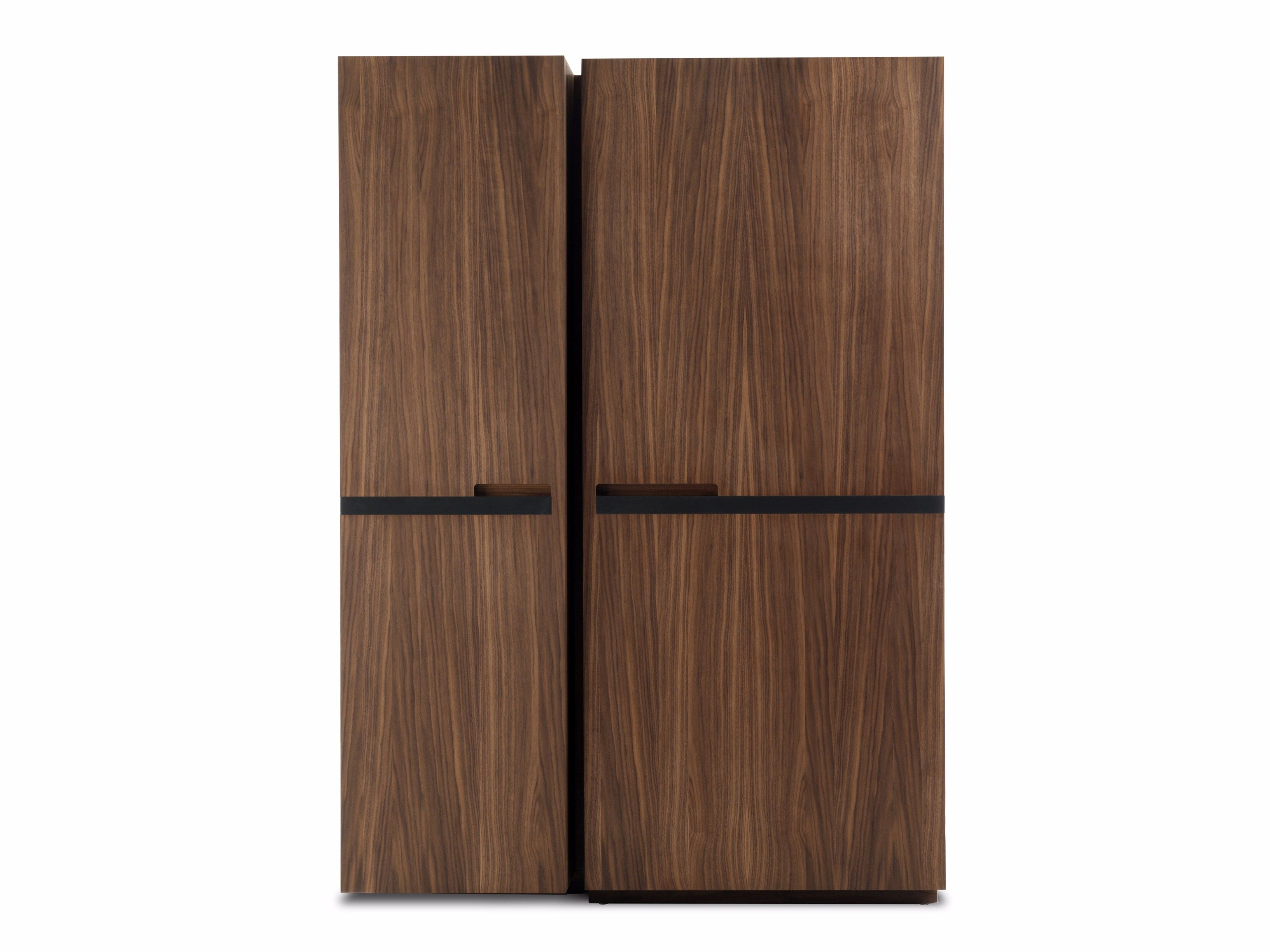 Nuit Wooden Wardrobe And Tvs # Meuble Tv Gisan