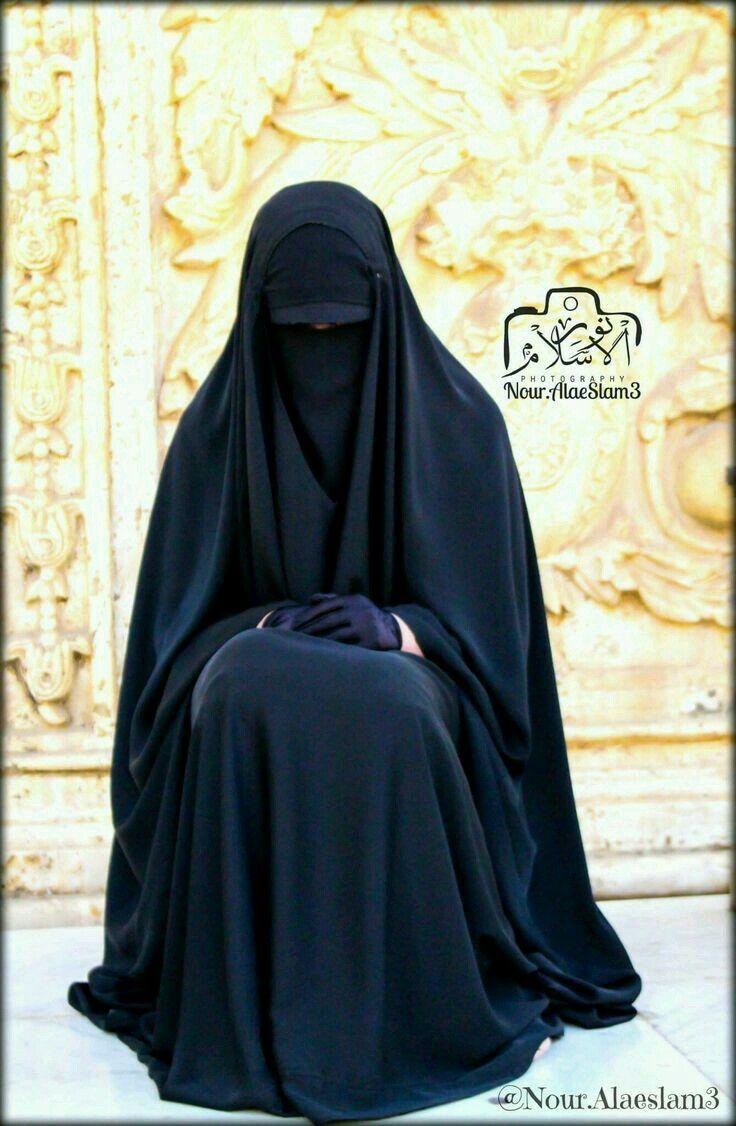 Sexy Babe Abaya In 2018 T Niqab Muslim Women And-9763