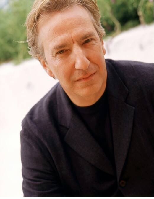 Pin by Mike Ebersol on People/Characters | Alan rickman