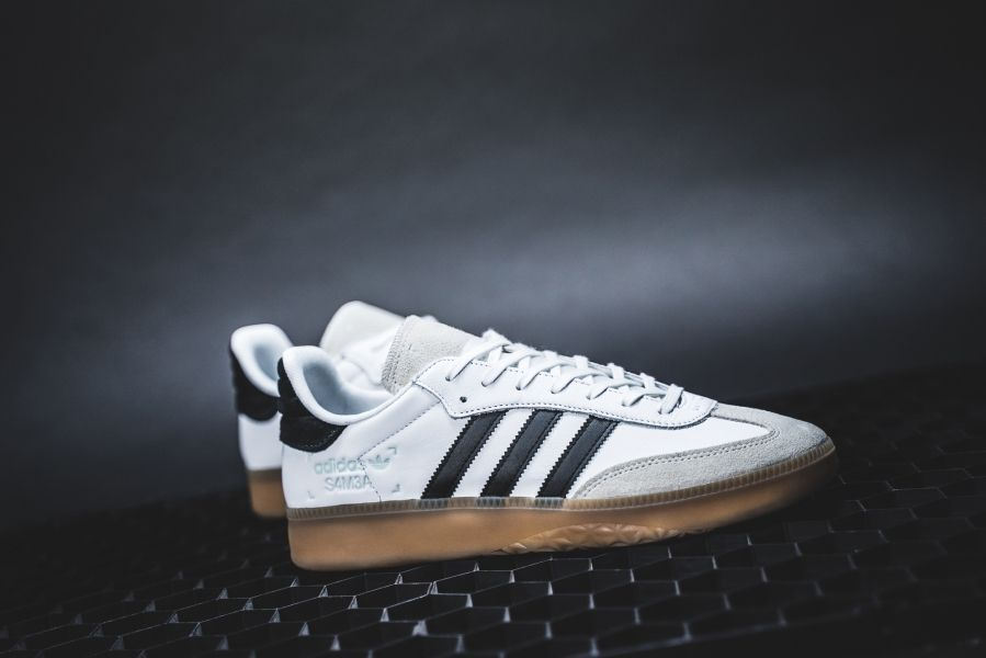 adidas Samba RM (weiß schwarz) BD7537 | adidas in 2019