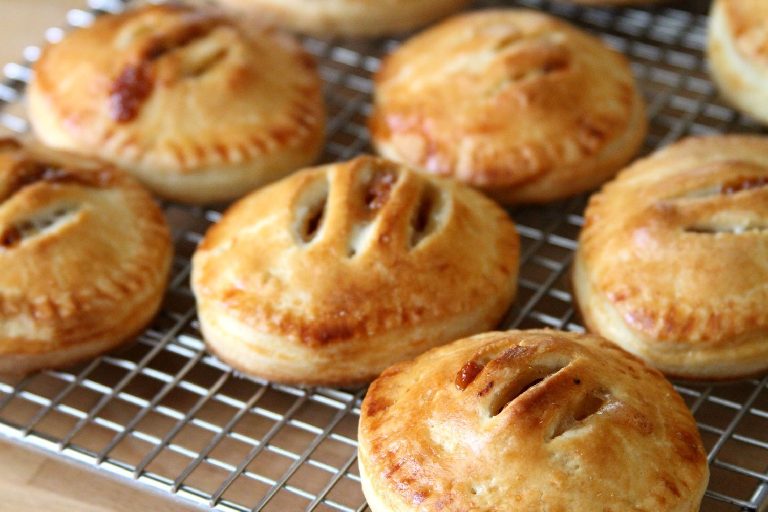 Salted Caramel Apple Hand Pies – A Cup of Sugar … A Pinch of Salt