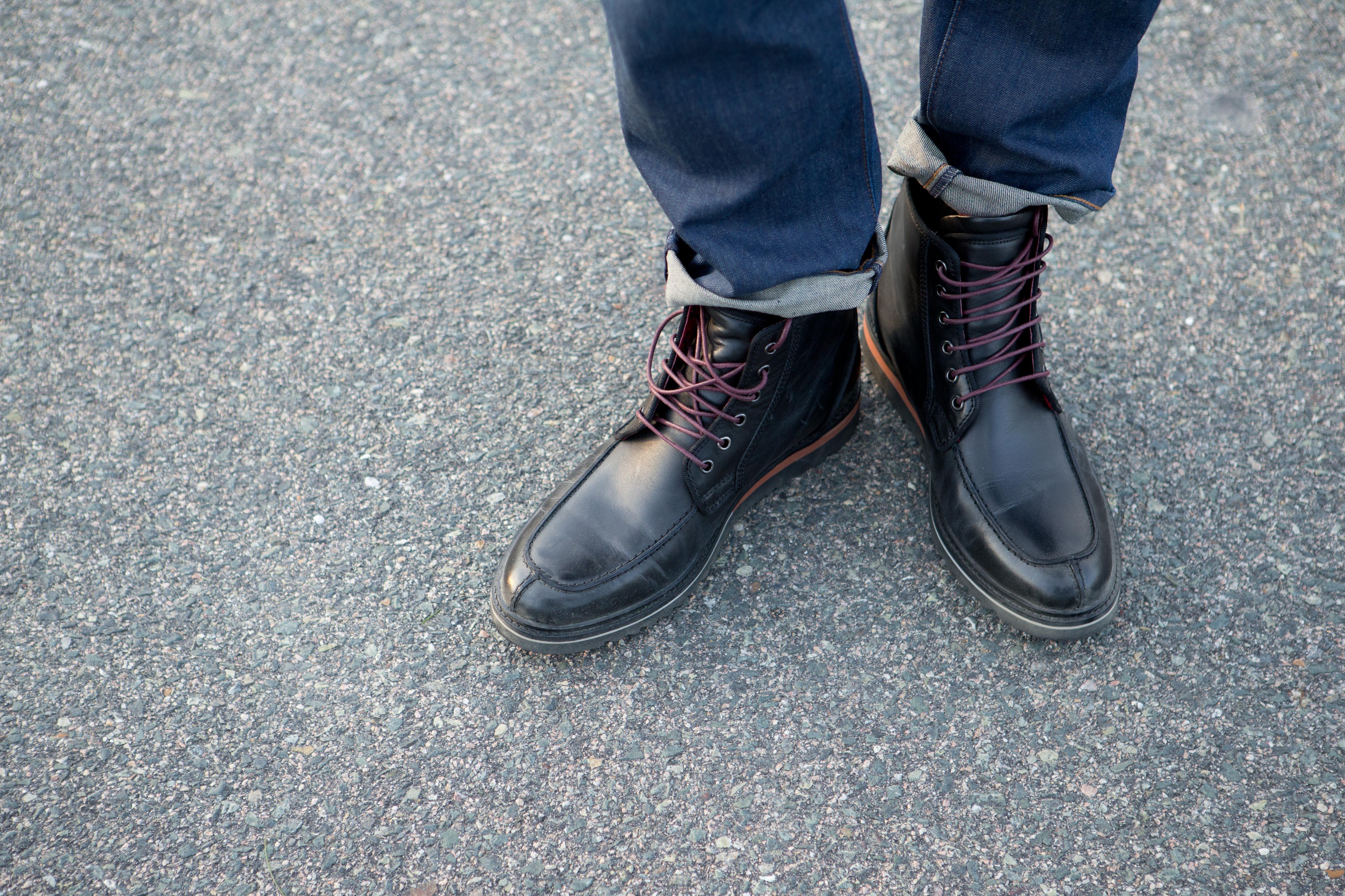 Shine those shoes