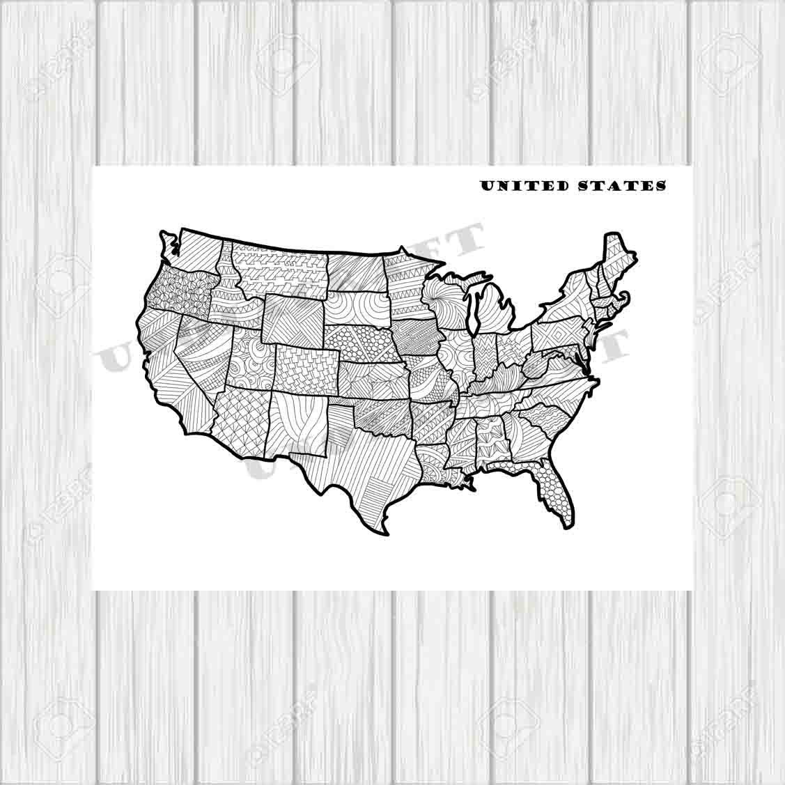 map coloring page usa coloring page travel coloring colouring