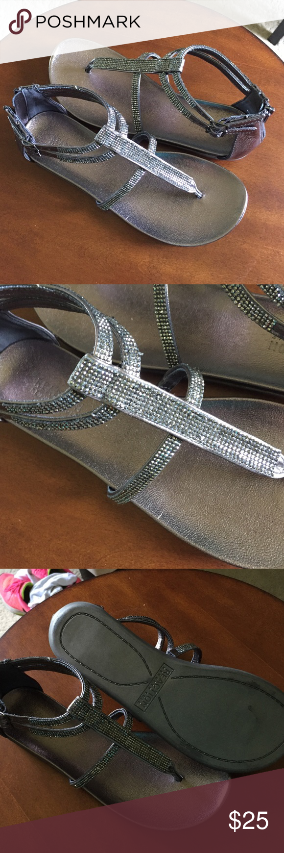 Kenneth Cole Sandals Great condition!  Worn a few times. Kenneth Cole Shoes Sandals