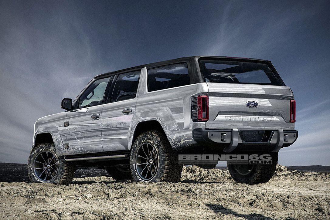2020 Ford Bronco 4 Door Release Date Di 2020