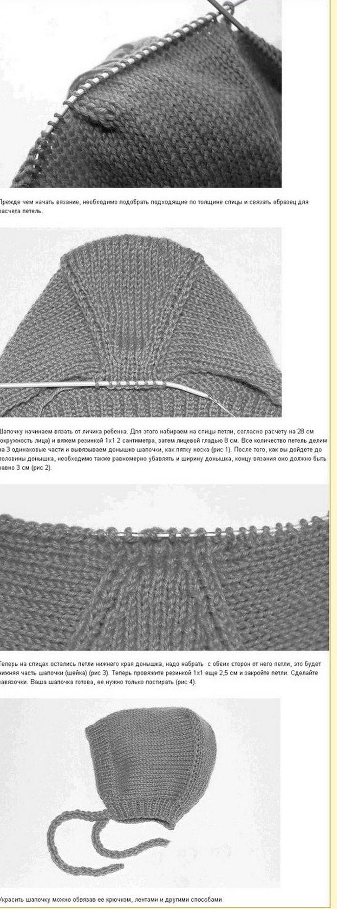Лучшие схемы вязания