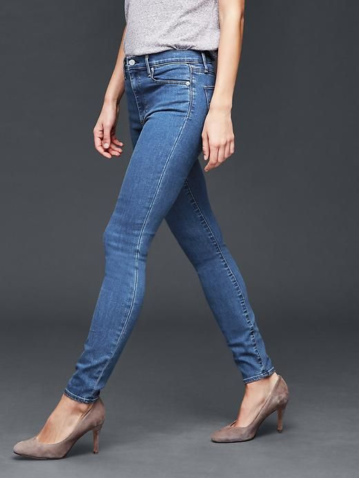 9aec9cd1bfc86 STRETCH 1969 true skinny high rise jeans | Gap | wants not needs ...