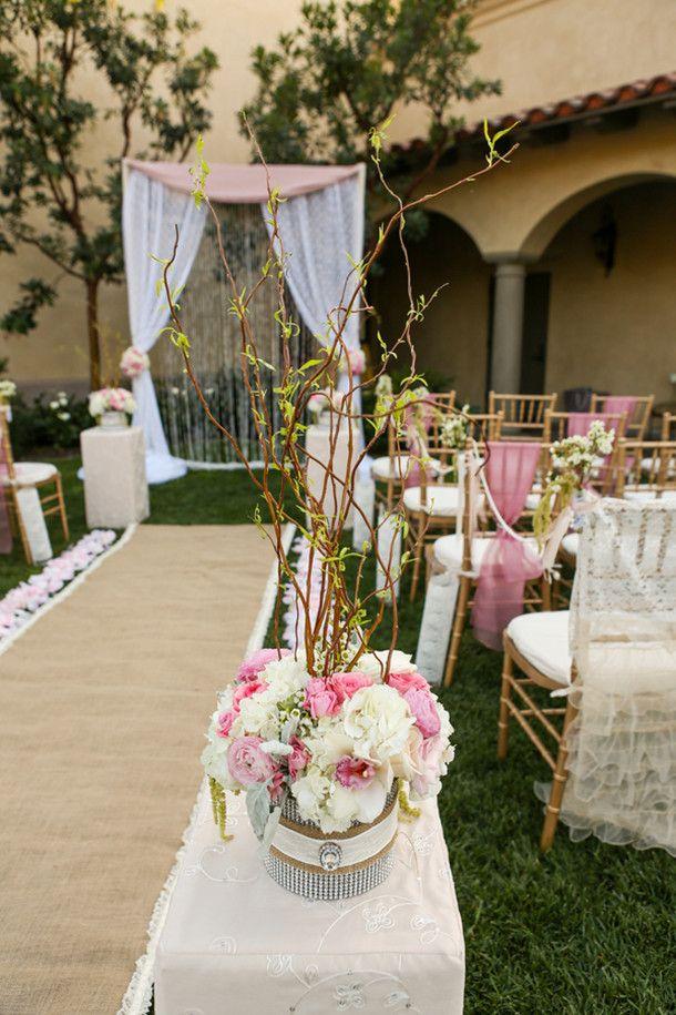 top 12 rustic burlap lace wedding decor designs cheap easy for