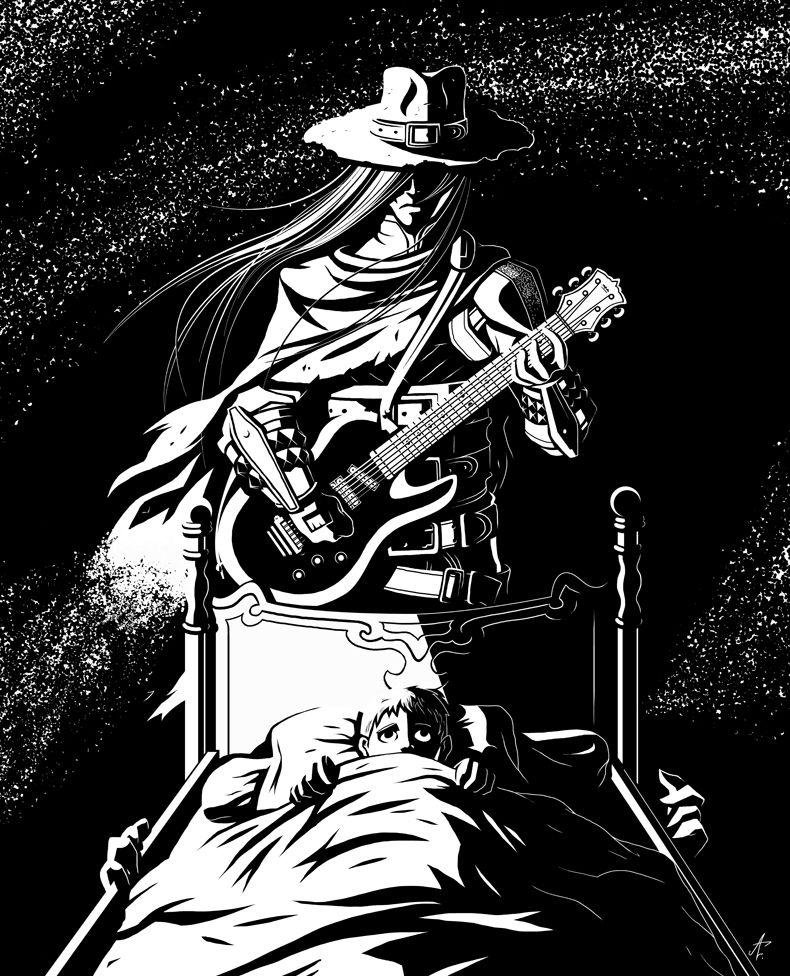 Metallica's Sandman is Metaphorical : FanTheories