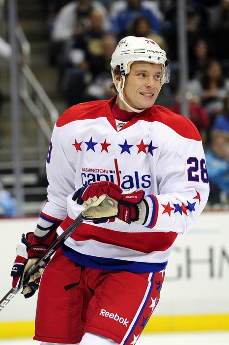 Poll Star Player Easiest To Intimidate Washington Capitals Hockey Capitals Hockey Washington Capitals