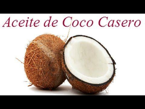 Como Hacer Aceite Y Manteca De Coco En Casa Facil Y Con Solo Dos