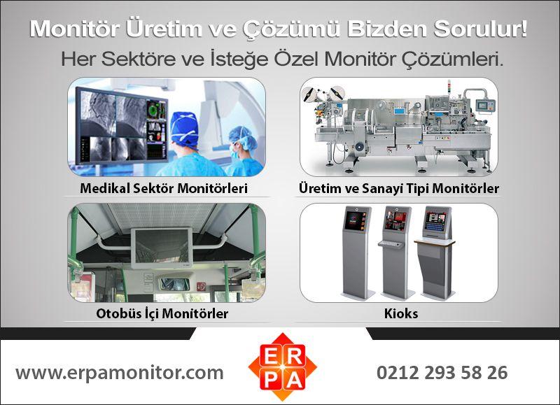 Monitör Üretim ve Çözümleri Erpa 'da... http://www.erpamonitor.com/Default.asp?P=0&L=1&K=0&K1=331   I #teknoloji