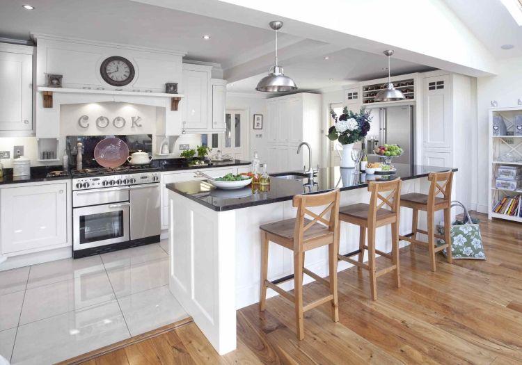Fliesen Massivboden Granit Platte Fliesen Ideen Haus Bodenbelag Moderne Kuche Moderne Kuchendesigns