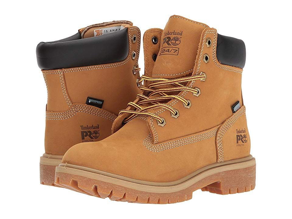 7c9434ae7c7 Timberland PRO Direct Attach 6 Steel Safety Toe Waterproof Insulated ...