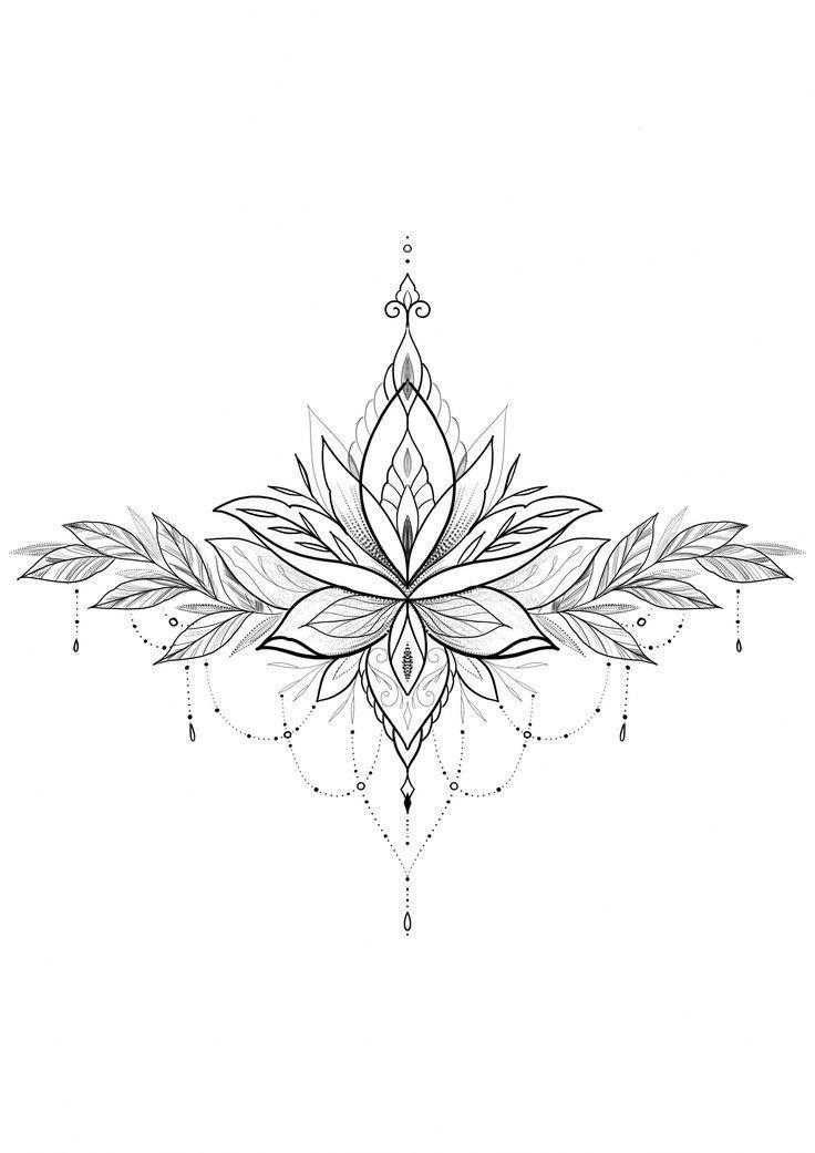 Frauen Rücken Tattoos Wirbelsäule #Lowerbacktattoos – Tattoos – #Frauen #Low …