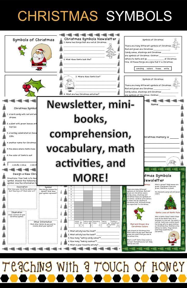 Christmas Activities Math Activities Literacy And Activities