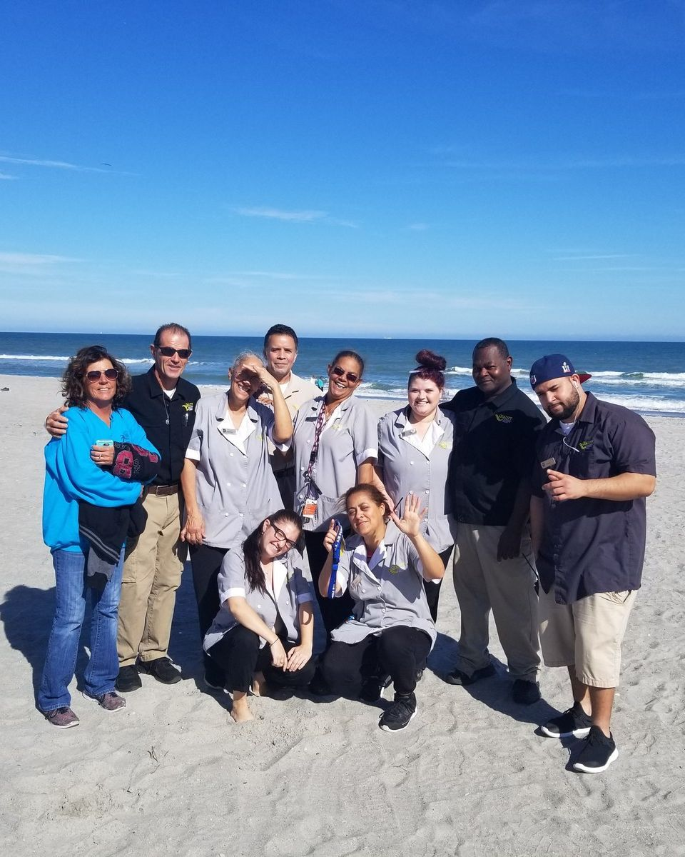 Quality Time With Our Quality Inn Suites Family At Cocoabeach