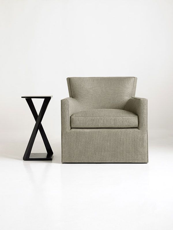 Contemporary Armchair 812 A Rudin Seating In 2019