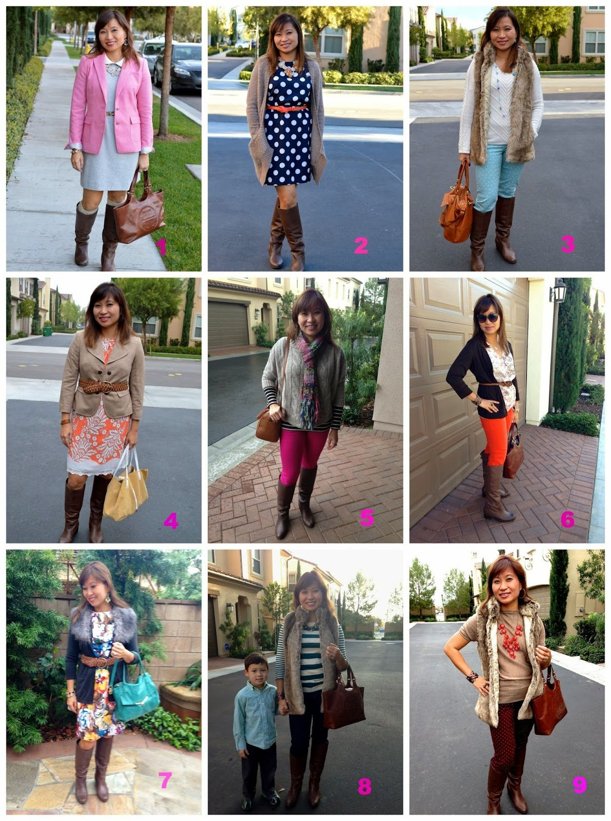 Ways to Brown Boots