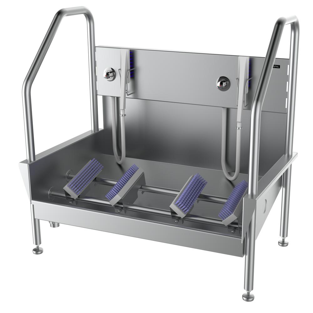 Manual Boot Washer | UK Manufacturer | SYSPAL | UK