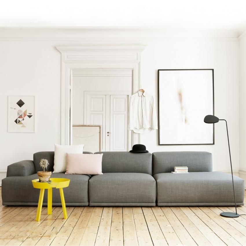 Muuto Connect Modular Sofa Image Scandinavian Interior Design Impressive Modular Living Room Design Design Decoration