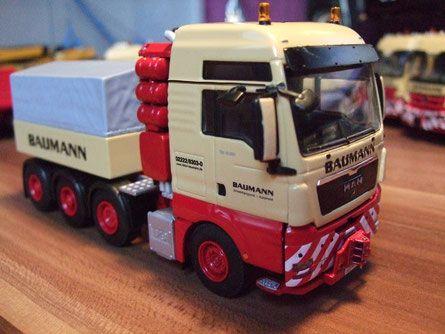 wsi man baumann eigenbau modellbau trucks 1 50 mini. Black Bedroom Furniture Sets. Home Design Ideas