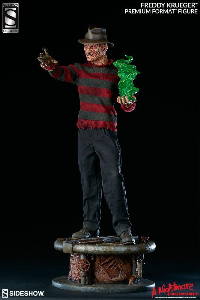 A Nightmare On Elm Street Freddy Krueger Premium Format By