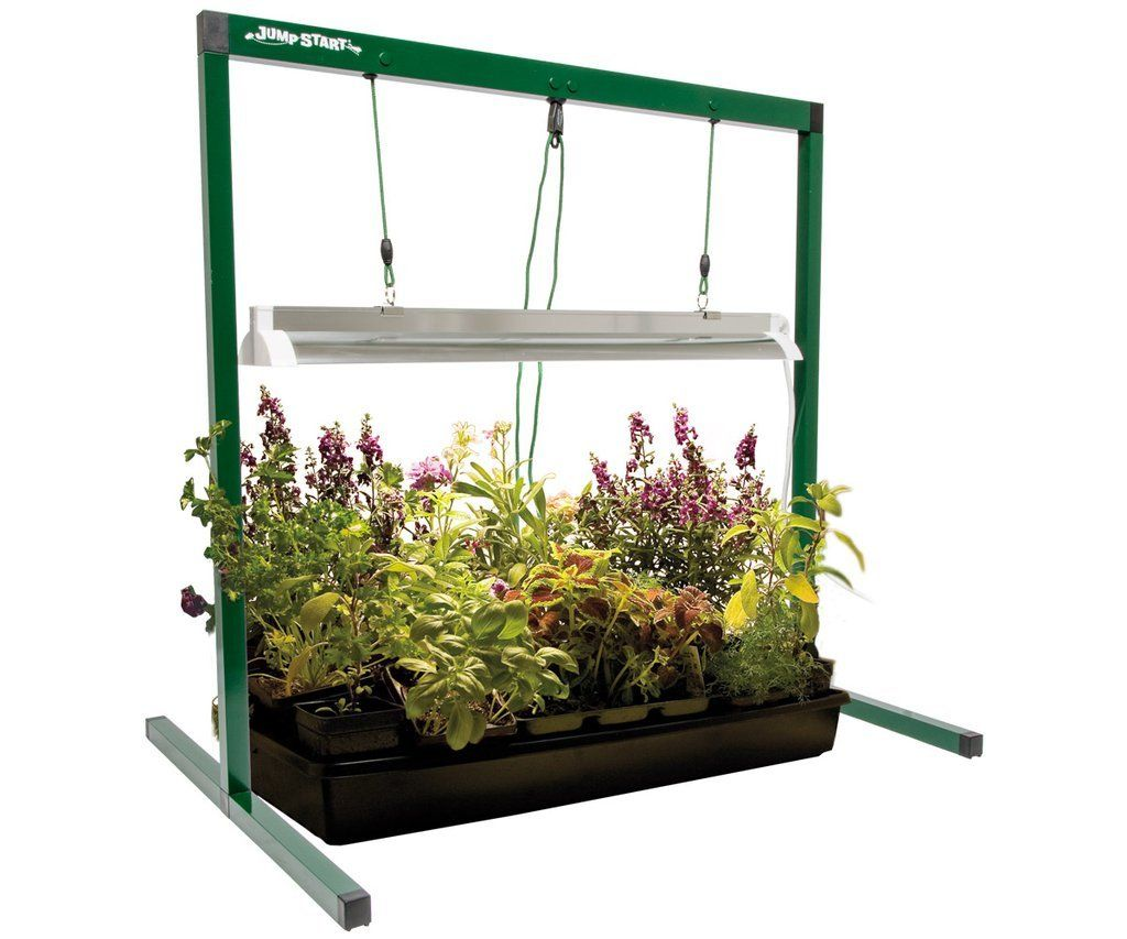 Wow Ultimate Germination Station Kit Grow Lights Indoor 400 x 300