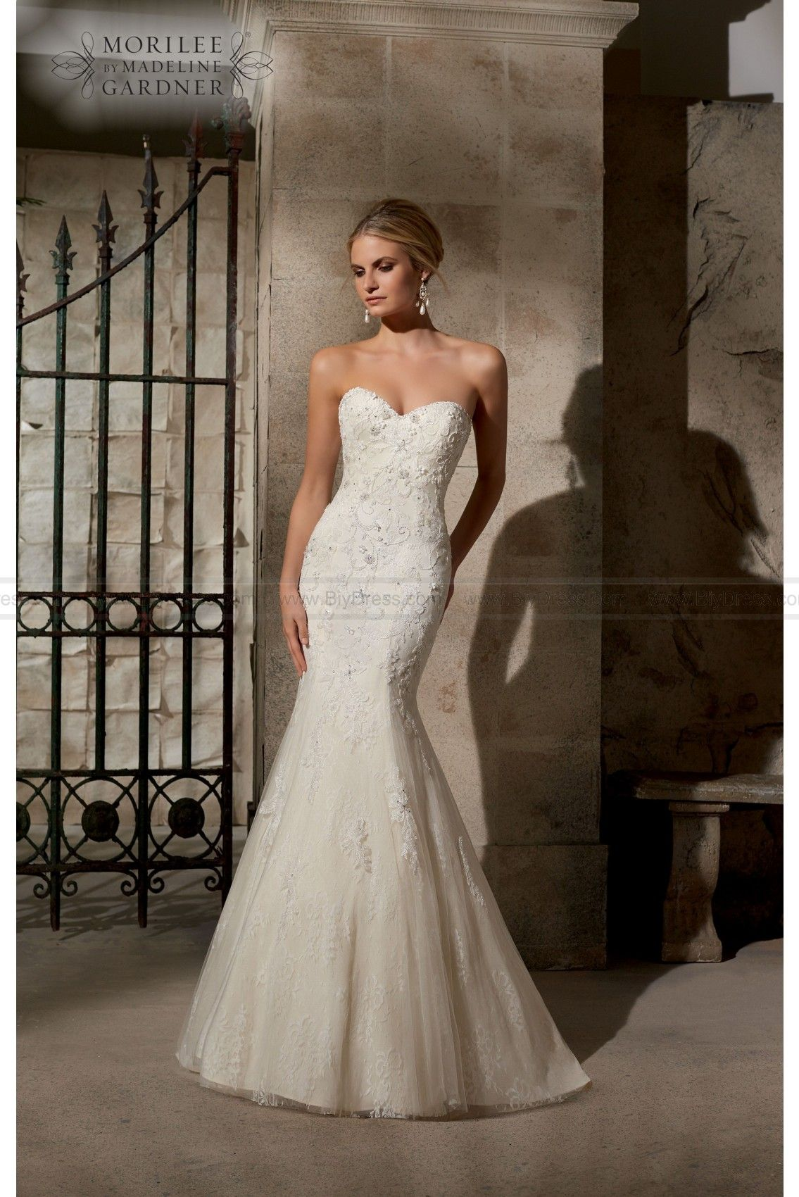 Mori lee madeline gardner wedding dress   Mori Lee Wedding Dresses  Robes de Mariée Weeding Dress