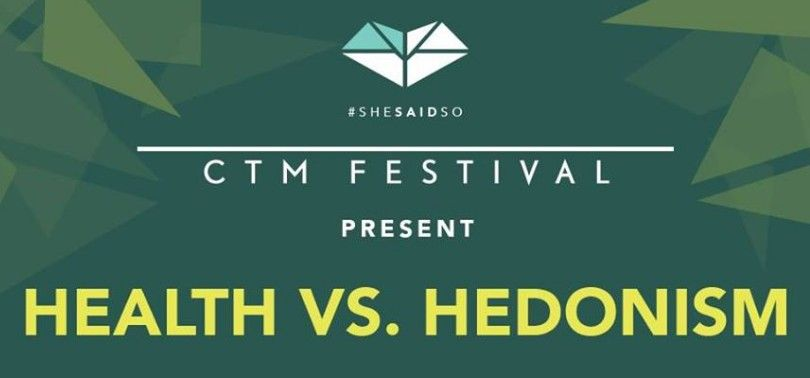 Health vs. Hedonism at CTM Festival https://promocionmusical.es/organizacion-eventos-optimizar-equipo-voluntarios/: