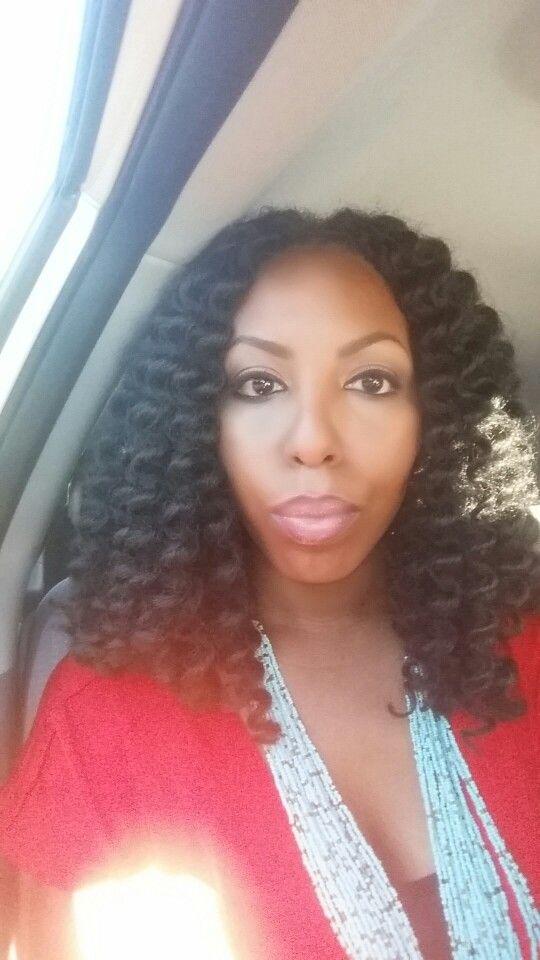 Crochet Braids Pre Dipped With Bobbi Boss Jamaican Braid Hair Three