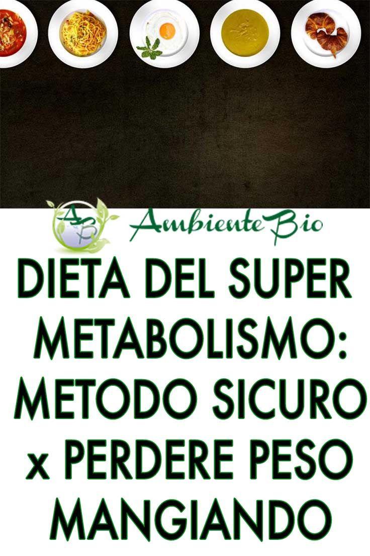 mangiare cibo biologico perdere peso