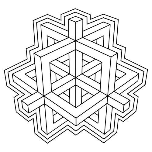 Pin de REC Ro en Sacred Geometric | Mandalas, Geometría y Colores