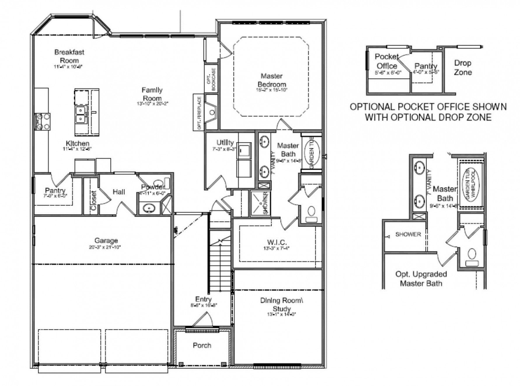 Bedroom Floor Plan With Walk In Closet Bedroom Floor Plan