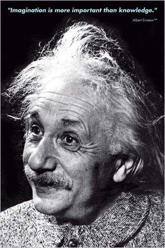 Albert Einstein S Classic Imagination Poster 24x36 Einstein Einstein Zitate Puzzle