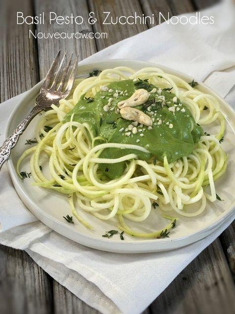 Creamy garlic dill zucchini pasta raw vegan gluten free raw creamy garlic dill zucchini pasta raw vegan gluten free forumfinder Gallery