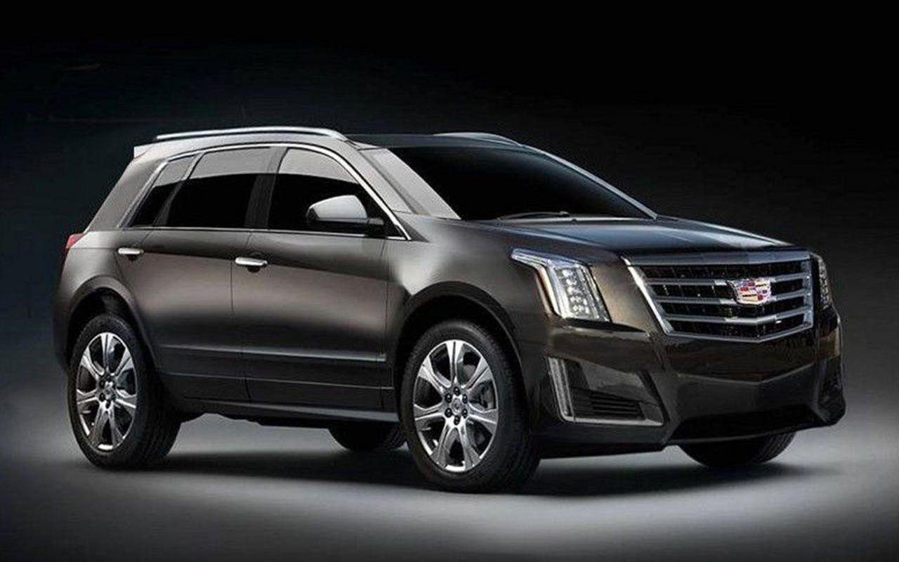 New 2018 Cadillac Xt3 Concept Http Www Carmodels2017