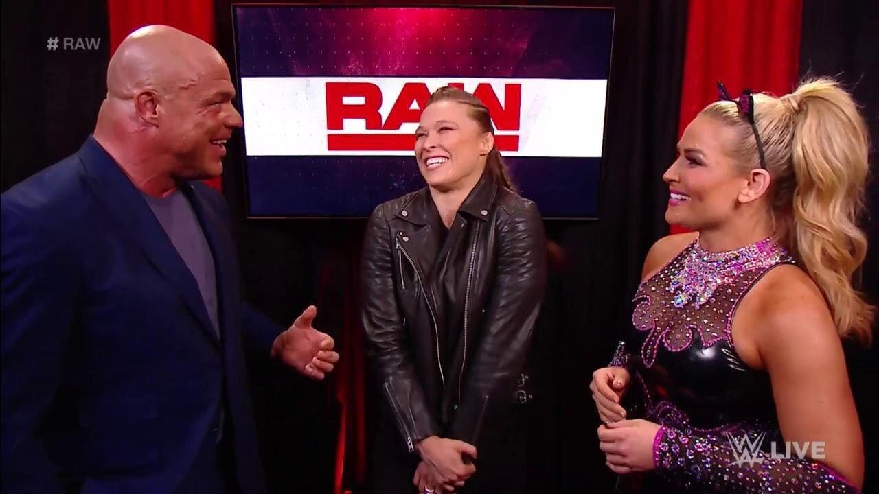 Image result for ronda rousey and natalya