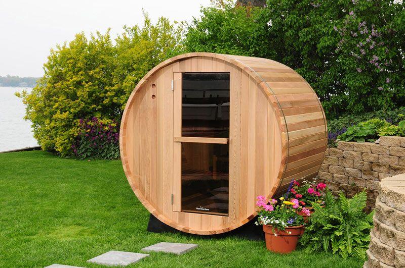 Barrel sauna almost heaven saunas barrel sauna sauna