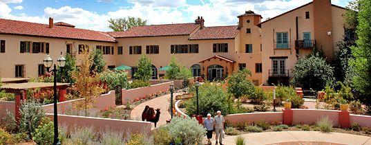 La Posada Hotel Arizona S Grandest Estate A National Historic Landmark Winslow