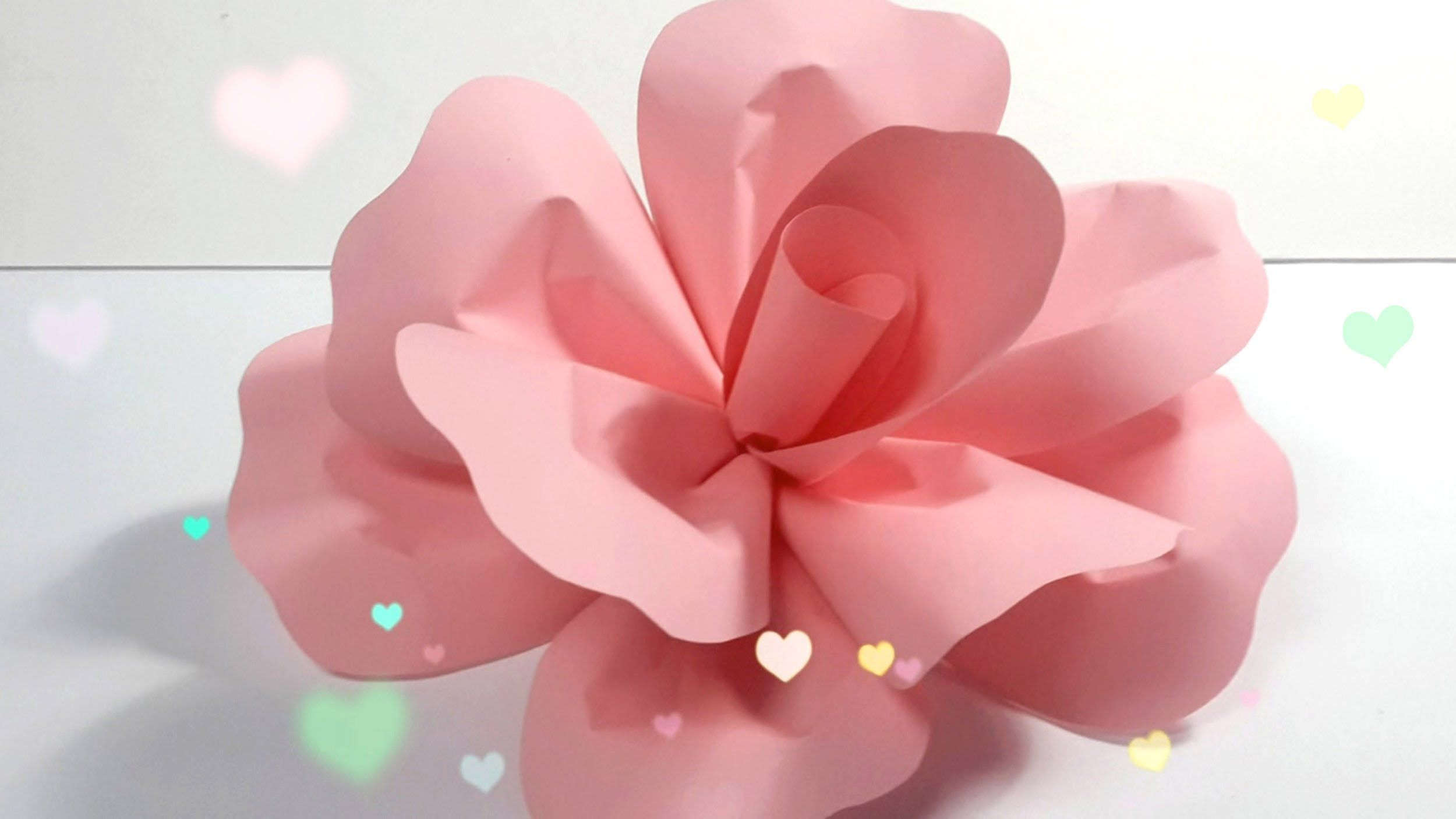 Nopaint Noglue Large Flower for Wedding or Debut  flowers