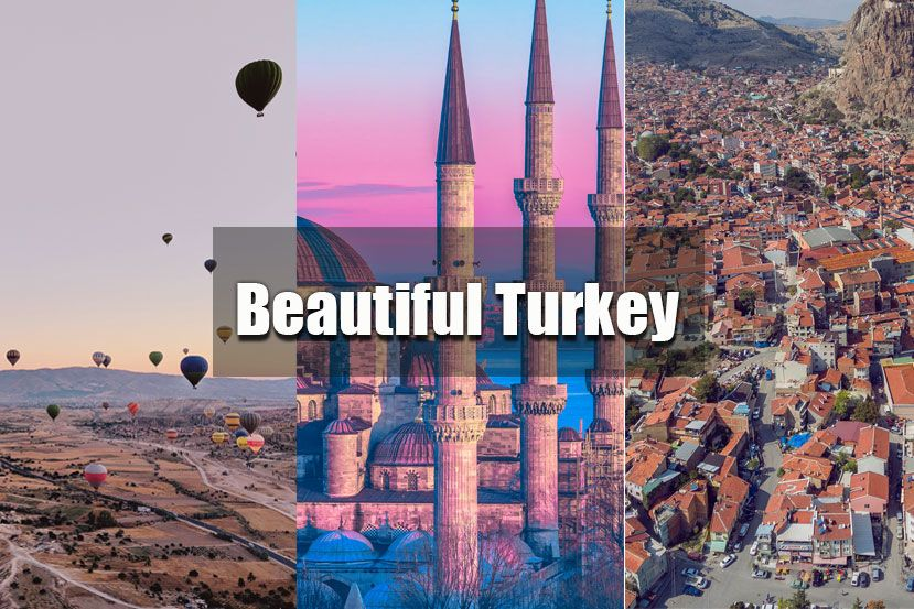 Turkey A Nation Of Ancient History With Modern Architecture Europe